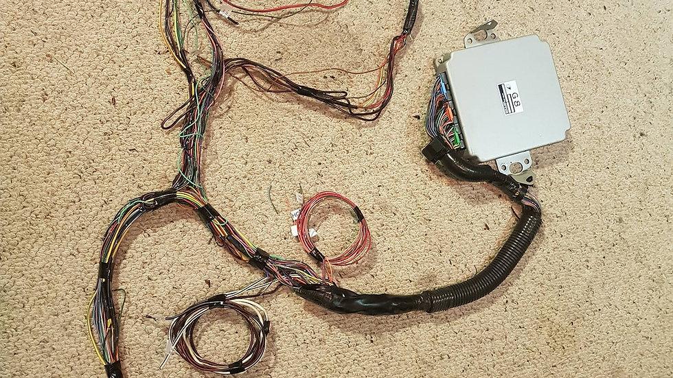 Basic Subaru Wiring Loom Conversion (Pre-Canbus Version)