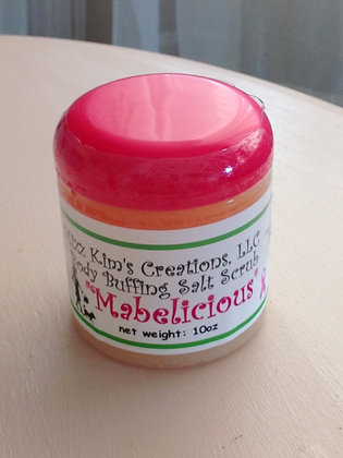 Mabelicious Body Buffing Salt Scrub