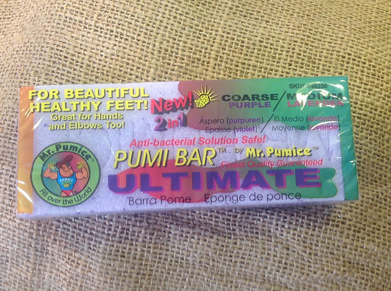Mr. Pumi Pumice Bar