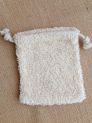 Boucle Soap Sack