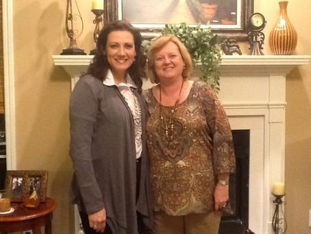 Mizz Kims' Creations party in Warner Robbins, GA
