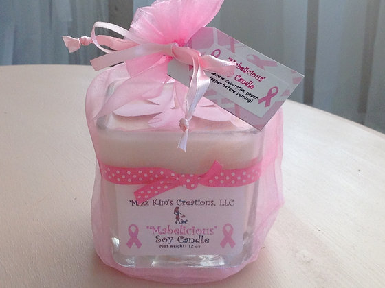 Mabelicious Candle