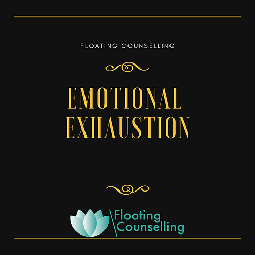Emotionally Exhausted - Free for April 19