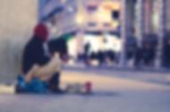 homeless necessity