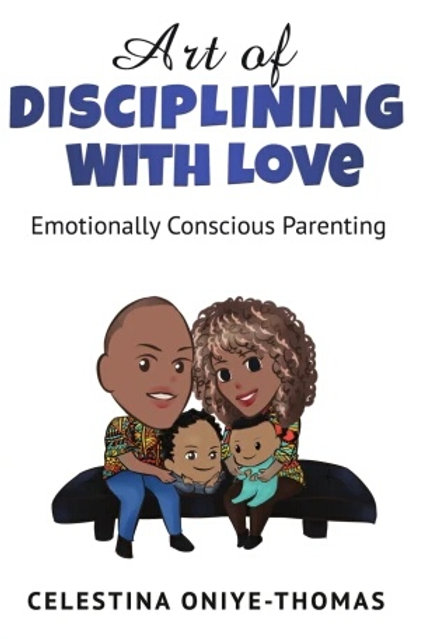 Art Of Disciplining With Love (SIGNED COPY)
