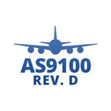 AS 9100 Rev. D!