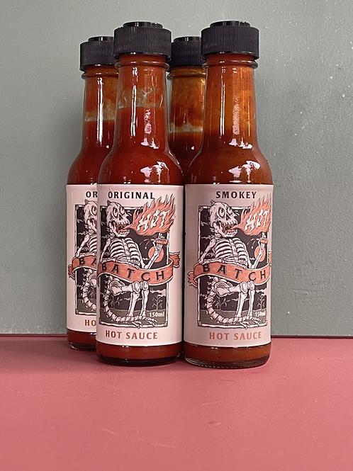 Smokey Hot Batch Sauce