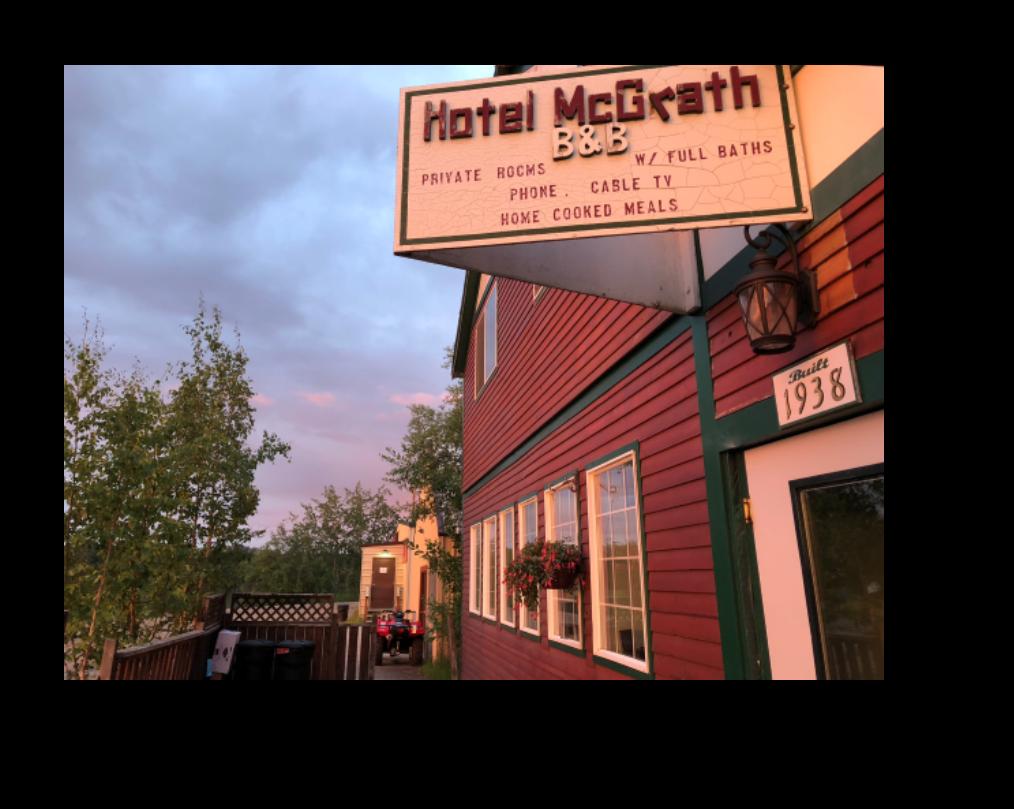 Hotel McGrath