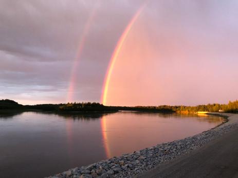 Double Rainbow Magic