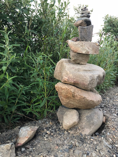 A Cairn to Start Your Journey