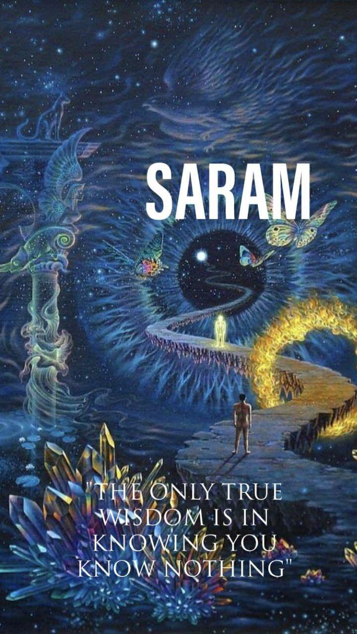 Saram - A Tantric Distance Healing