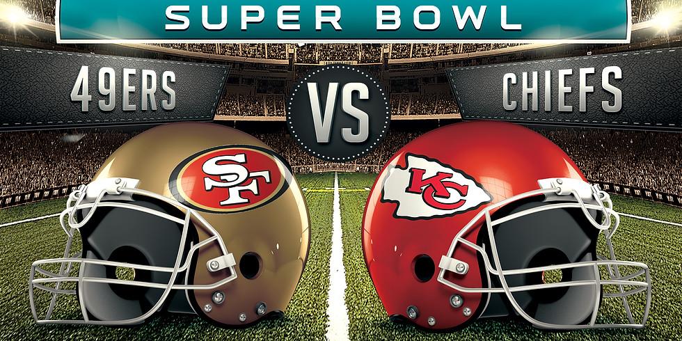 Super Bowl LIV at BigBar! No Cover!