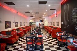 Dave's Diner Interior
