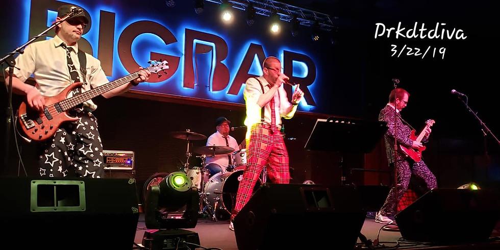 Geek Army at BIGBAR 6-10PM! No Cover!