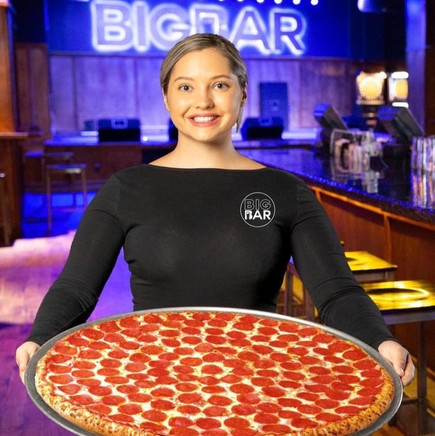 The Big Pizza
