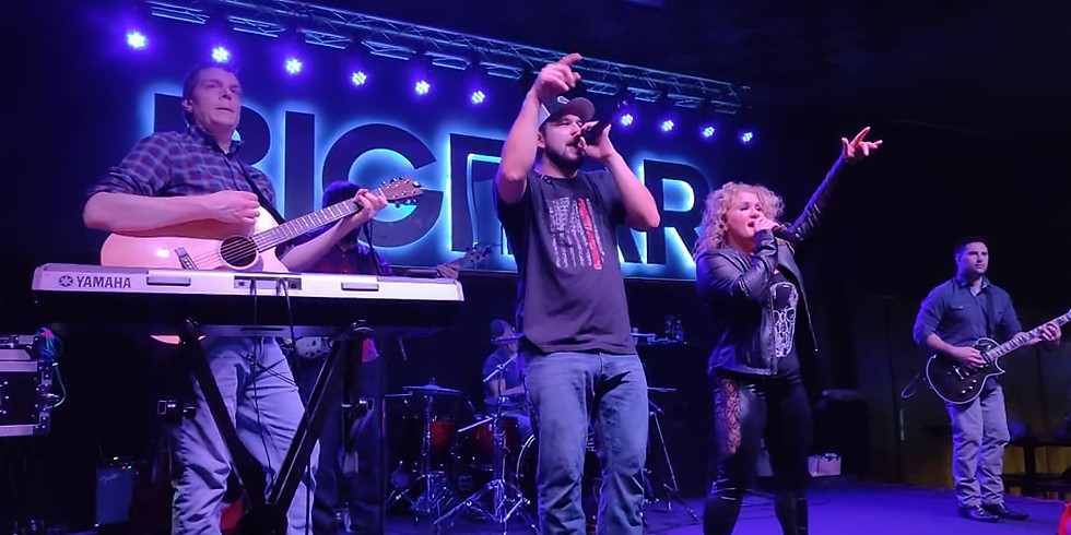 Small Town Revolution at BIGBAR 6-10PM! No Cover!