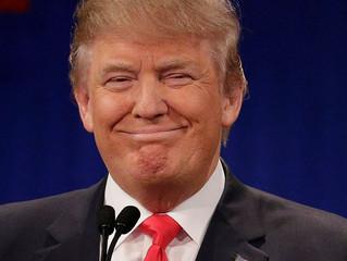 Trump lehnt Auslandsreisen ab: Esse nicht mit Fremden!