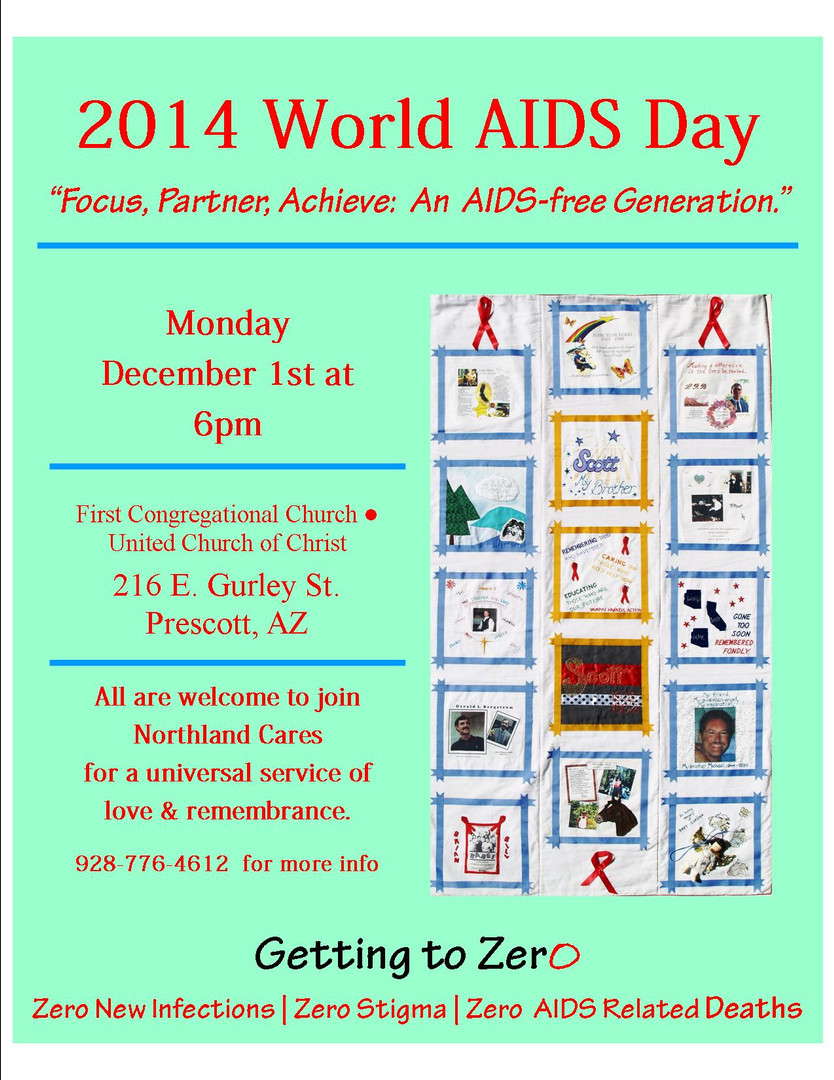 World AIDS Day 2014 flier.jpg