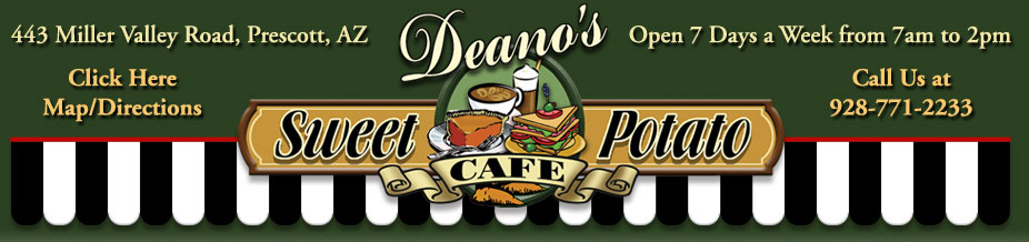 Deano's Sweet Potato Cafe