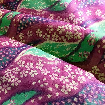 Batik Motifs Modernes. 100% Coton.