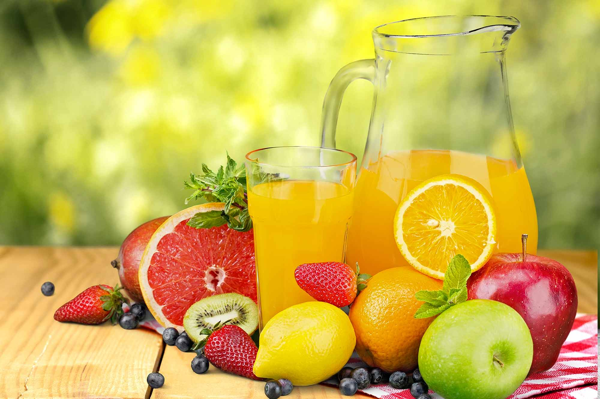Colazione - Frutta fresca