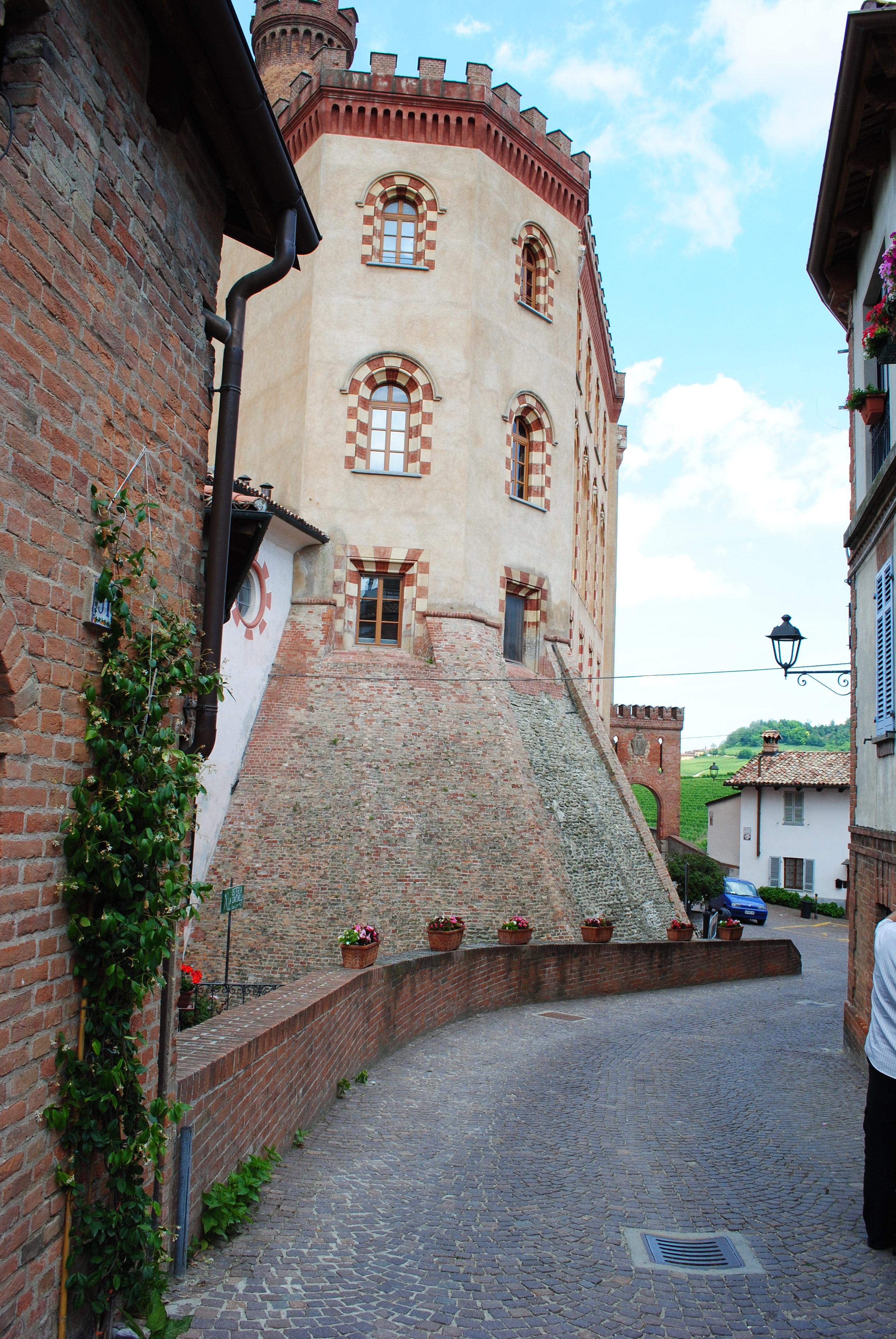 Barolo - Il castello