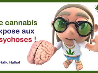 Le cannabis & la schizophrénie !