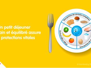 Les 3 protections qu'apporte un petit-déjeuner sain et régulier