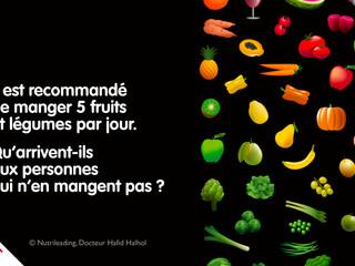 🚨🍎 Ne pas manger de fruits et légumes ampute votre espérance de vie de 3 ans.