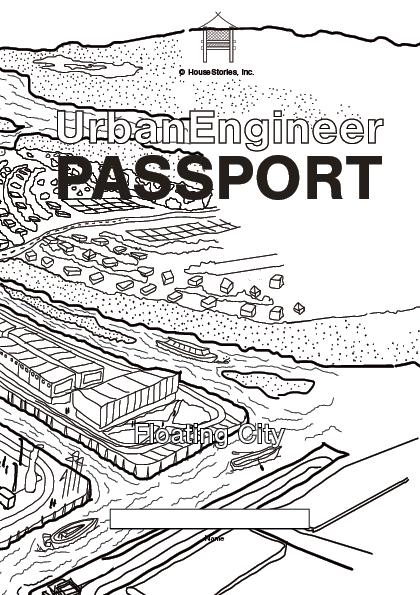 Floating City PASSPORT