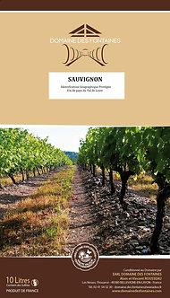 Cavin de 10L de Sauvignon
