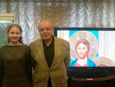 Выставка «Крестный путь» ТСХР