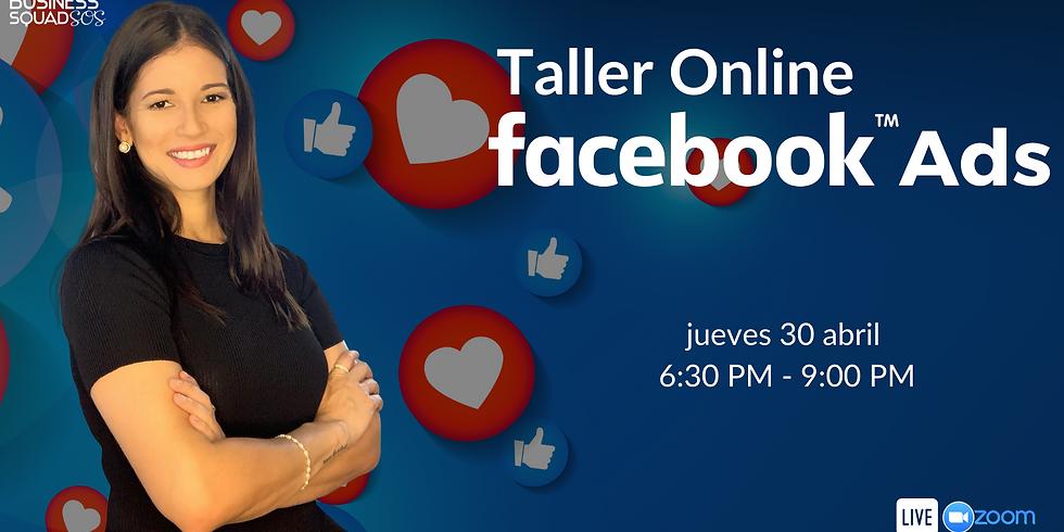 Taller Facebook + Instagram Ads