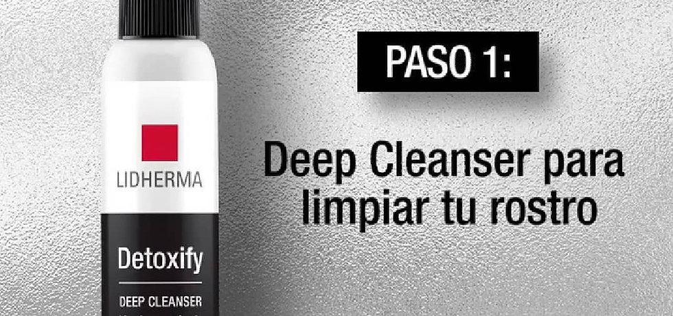 DETOXIFY DEEP CLEANSER 110G