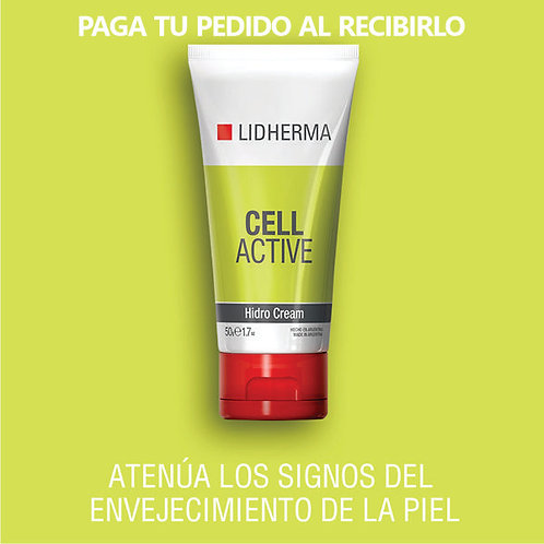 CELLACTIVE HIDRO CREAM - 50G