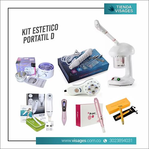 Kit Estético Portátil D