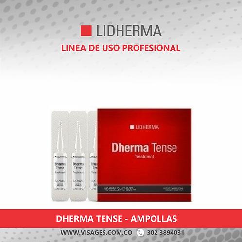 DHERMA TENSE TREATMENT - 10 AMPOLLAS 2CC
