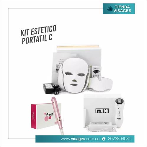 Kit Estético Portátil C
