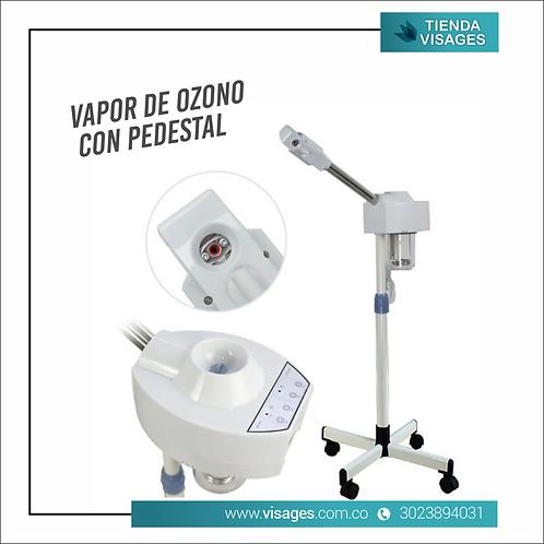 Vapor Ozono Profesional Aromaterapia