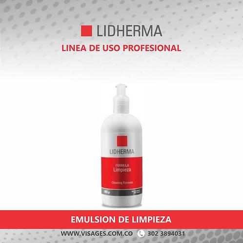 EMULSIÓN DE LIMPIEZA  - 480CC