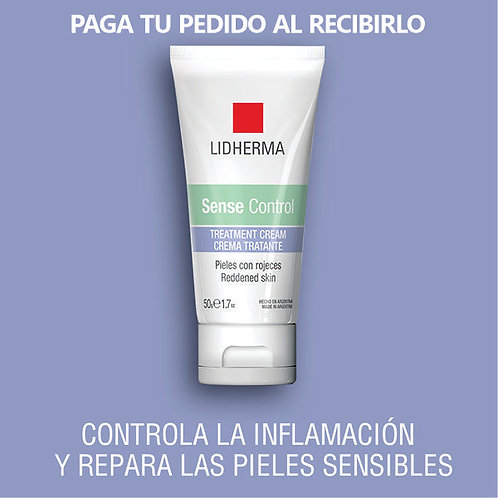 SENSE CONTROL TREATMENT CREAM - 50GR