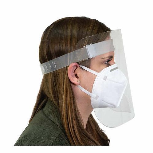 Caretas Faciales de Seguridad - Paquete 3 unidades