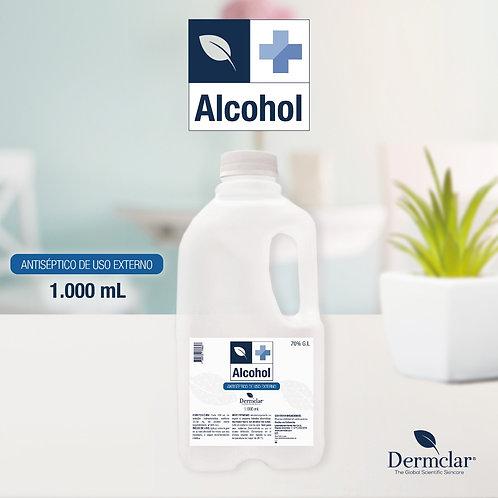 Alcohol Antiséptico al 70% - 1 Litro