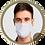 Thumbnail: Kit de Protección: 3 Protectores Faciales, recibe GRATIS 3 Tapabocas