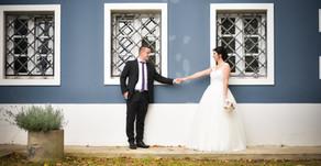Vjenčanje Barbare i Aleksandra !