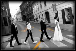 Fotografiranje, kumovi, vjenčanje