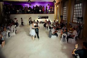 Snimanje vjenčanja, rasvjeta za vjenčanja, niski dim