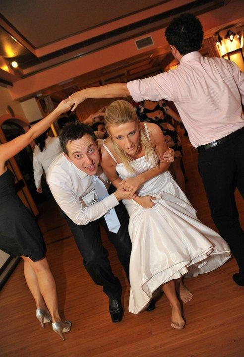 Fotografiranje vjenčanja vlakić