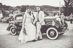 Fotografiranje vjenčanja limuzina