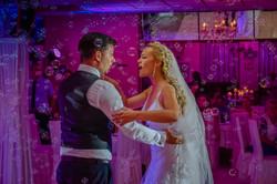 Fotografiranje prvog plesa,niski dim
